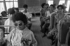 Bus Guritai, Pará - 1985. (Nair Benedicto)