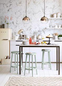 trending: kitchen fixtures / @sfgirlbybay