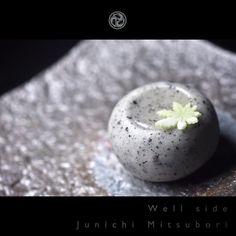 #JunichiMitsubori #wagashi #kadou  #Sweets #Artist #Japanese #Confectionery…