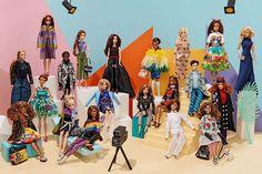 Barbie por estilistas famosos e novas marcas | Just Lia
