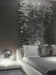 Schlafzimmer ideen wandgestaltung  schöne tapeten schlafzimmer tapeten schlafzimmer gestalten ...