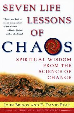 Seven Life Lessons of Chaos: Spiritual Wisdom from the Science of Change Embrace The Chaos, Chaos Theory, Spiritual Wisdom, Book Club Books, Book Worms, Life Lessons, Spirituality, Science, David