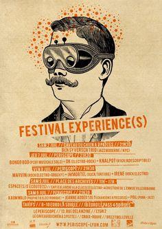 Festival Expérience(s), Lyon