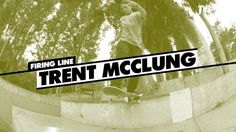 Firing Line: Trent McClung - http://dailyskatetube.com/firing-line-trent-mcclung/ - Our brains are still fried from watching this guy's part in the new LRG vid. He's insane! This line might seem like a casual cruise from him, but the technique is too good to pass up. Keep up with Thrasher Magazine her - firing, line, mcclung, trent