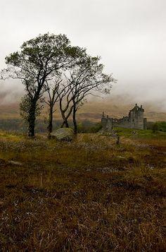 To Kilchurn Castle, Loch Awe
