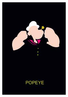 Popeye. Desierto Studios (Óscar Sola)