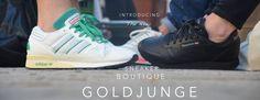 Goldjunge Sneaker Boutique