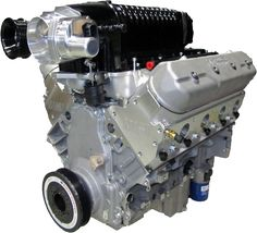 LS3 416 Black Label Supercharged Crate Engine 800HP