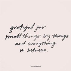 Grateful for small thing big things and everything in between. #cantsleepnow #grateful