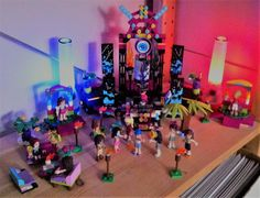 Lego Friends go to a Rave #1 by Damabupuk on DeviantArt
