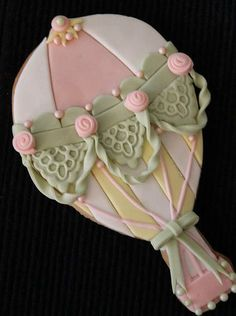 #2 – Flight of Fancy This cookie takes flight! A feast in every sense of the word, this beautiful hot air balloon cookie would make a perfect addition to any tea party! Source: Cookie Love Bio Latest Posts Jennifer Corter Latest posts by Jennifer Corter (see all) 10 Fabulous And Freaky Family Costumes -Continue Reading...