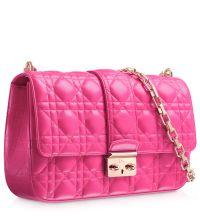 Dior Sorbet Pink Miss Dior Bag  #dior #handbags