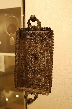 Museum of Folk Art - Yerevan, Armenia - Metalwork