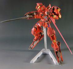 1/144 Avalanche Gundam Astraea Type-F Custom Build - Gundam Kits Collection News and Reviews