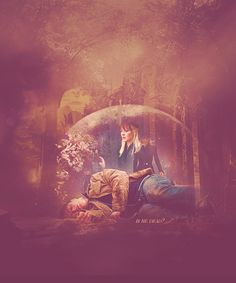 Saved by a mother's love. Harry and Narcisa Malfoy ~ Harry Potter and the Deathly Hallows