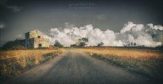 Verso la campagna by Giuseppe Tripodi