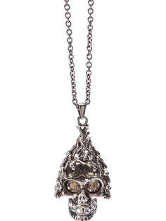 .:☆:. Alexander McQueen Skull Necklace .:☆:.