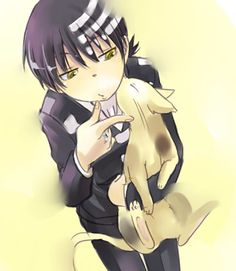 Death the Kid from Soul Eater <3 <3