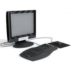 PC 3D Model
