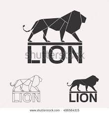 """Résultat de recherche d'images pour """"logo lion minimalist"""""""