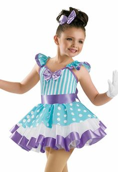 Dance Dresses for Recitals: Costumes l Weissman
