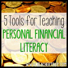 Tools, tips, anchor charts, and more for teaching the personal financial literacy math standards! Teaching Economics, Teaching Math, Help Teaching, Math Education, Physical Education, Physical Activities, Maths, Consumer Math, Tools For Teaching