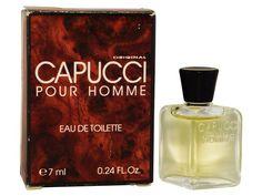Capucci - Miniature Capucci pour homme (Eau de toilette 7ml)