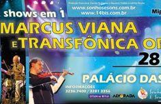 Outdoor Palácio das Artes - Show 14 Bis e Transfônica Orquestra