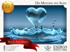 Amigas y amigos muy buenos días, hoy en el Día Mundial del Agua los invito a crear conciencia sobre el ahorro de este recurso tan valioso, el agua es vida y es nuestro deber cuidar de ella. ¡Les deseo a todos un excelente día lleno de bendiciones, saludos! #Madero #Altamira #Aldama