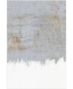 Concrete Style als Tapete von cafelab | JUNIQE