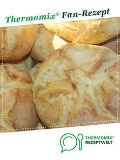 Rosensemmeln von Sanni84. Ein Thermomix ® Rezept aus der Kategorie Brot & Brötchen auf www.rezeptwelt.de, der Thermomix ® Community.