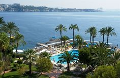 With a stay at Hotel Riu Palace Bonanza Playa in Calvia (Illetas), you'll be close to Real Golf Bendinat and Bellver Castle. This 4-star hotel is within close proximity of Cala Mayor Beach and Marivent Palace.  See Photos & Booking Options here http://www.lowestroomrates.com/avail/hotels/Spain/Calvia/Hotel-Riu-Palace-Bonanza-Playa.html?m=p   #RiuPalaceBonanza #CalviaHotels #MallorcaHotels