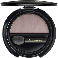 Dr. Hauschka Eye Shadow Solo 04 - Smoky Gray/Brown found on Polyvore featuring beauty products, makeup, eye makeup, eyeshadow, no color, eye brow makeup, mineral eye shadow, dr.hauschka eyeshadow, cream eye shadow and mineral eyeshadow
