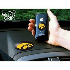 Iowa Hawkeyes NCAA Get a Grip Cell Phone Grip Accessory