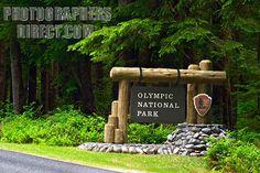 washington state olympic national park