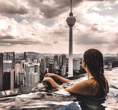 627 Likes, 34 Comments - Alexa Malaysia Resorts, Malaysia Truly Asia, Cotton Candy Sky, Kuala Lumpur, Asia Travel, Where To Go, Backpacking, Cities, Places To Visit