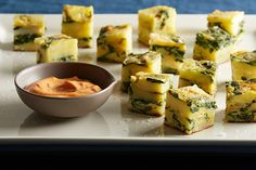 Find the recipe for Spanish Tortilla Bites with Winter Greens and Garlic and other garlic recipes at Epicurious.com