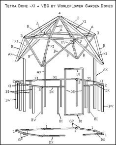 Garden Dome Connector Kits, Super Poly, Base Options, General Information