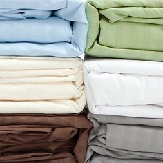 Sateen Sheets; 300-600 Thread Count; 100% Cotton