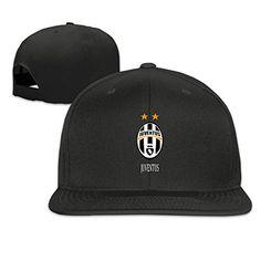 FASHION DYD 5 Straight Champion Juventus Fitted Flat Brim...