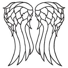"""Daryl's Angel Wings"" T-Shirts & Hoodies by WalkingMatt | Redbubble"