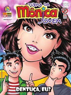 Preview da Revista Turma da Mônica Jovem - Edição 94