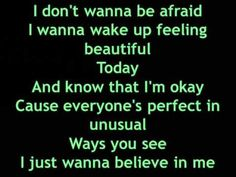 Demi Lovato - Believe In Me (Lyrics) bringing back the old demi because why not :) x