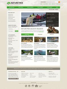 Naturetrek Wildlife Holidays – the UKs leading wildlife tour specialist - #Best #website, #web #design #inspiration #showcase www.niceoneilike.com