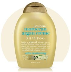 Ogx Luxurious Moroccan Argan Creme Shampoo 13 oz  $6.29 Visit www.BarberSalon.com One stop shopping for Professional Barber Supplies, Salon Supplies, Hair & Wigs, Professional Product. GUARANTEE LOW PRICES!!! #barbersupply #barbersupplies #salonsupply #salonsupplies #beautysupply #beautysupplies #barber #salon #hair #wig #deals #sales #Ogx #Luxurious #Moroccan #Argan #Creme #Shampoo