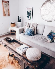 """11.6k Likes, 53 Comments - LIKEtoKNOW.it (@liketoknow.it) on Instagram: """"Cacti prints and textured accents, add boho touches to your @liketoknow.it.home decor care of…"""""""