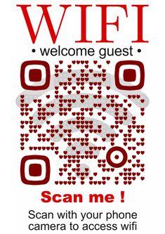 www.qrcodelab.com - Next gen advanced qr code online generator Web Application, Wifi