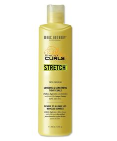 Loosen up! If one of your ringlets happens to be coiled a little too tightly, a small amount of Marc Anthony's Curl Stretch ($8; ulta.com) can help achieve a more tousled texture. It's ideal for showing off new growth, or as a quick fix to a curling iron mishap.