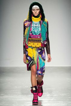 Manish Arora Herfst/Winter 2015-16 (31)  - Shows - Fashion