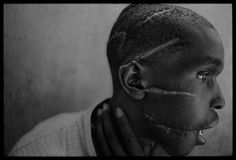 He has not been deaf or blind to the cries of His precious children. His heart aches for them. James Nachtwey - Rwanda
